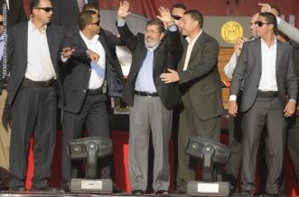 الرئيس محمد مرسي في ميدان التحرير