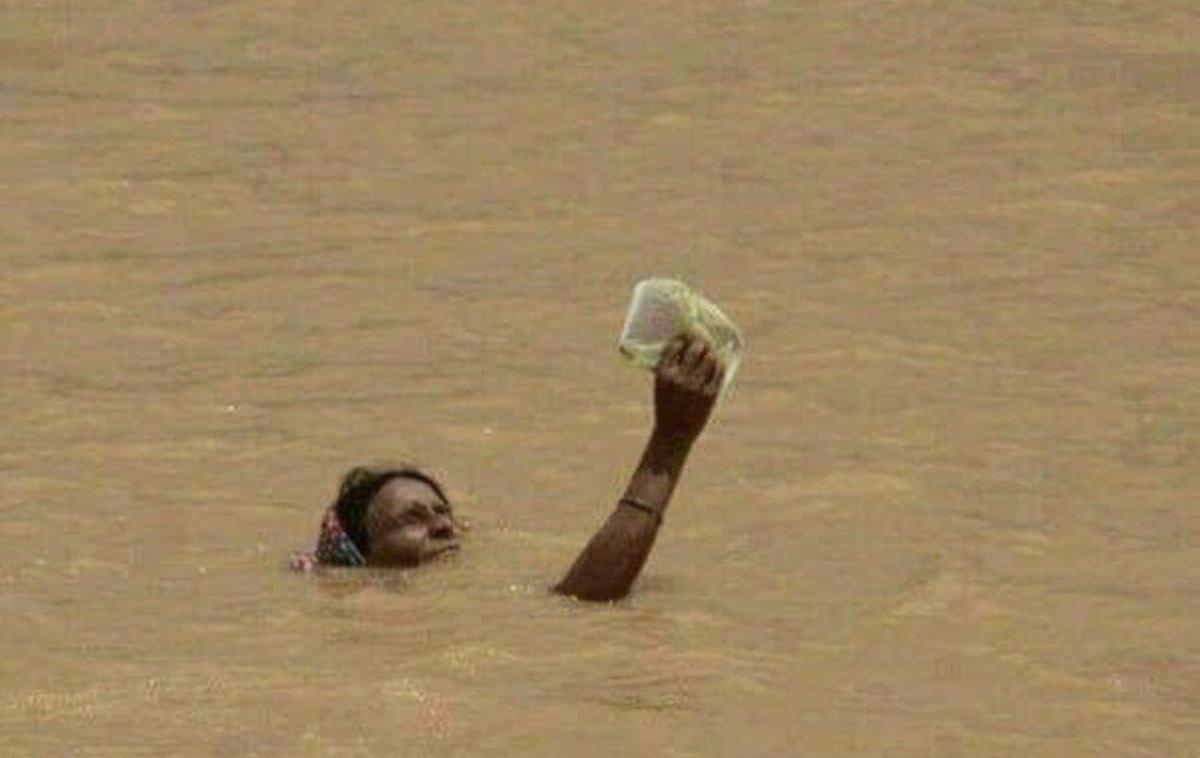 السودان تغرق 13