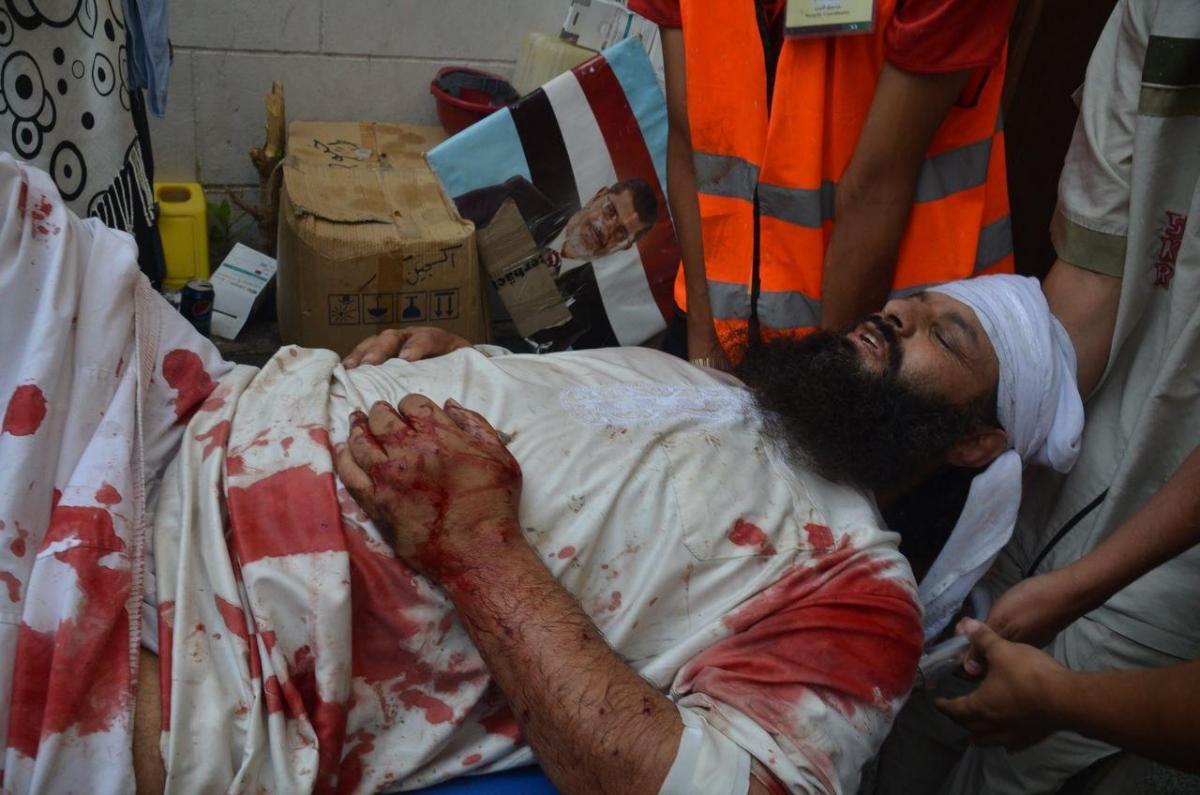 مذبحة رابعة 4